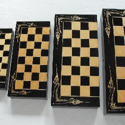 Chess/Backgammon/Checkers